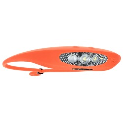 Knog Stirnlampe Bilby fluoro orange