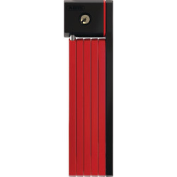 Abus Faltschloss uGrip Bordo 5700 red