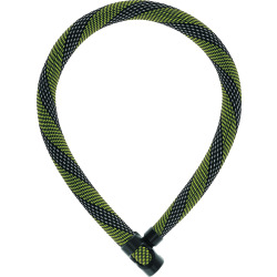 Abus Kettenschloss Ivera Chain 7210 racing yellow