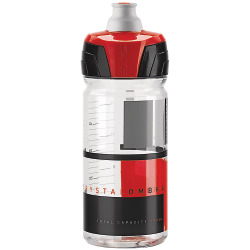 Elite Bidon Crystal Ombra transparent-rot