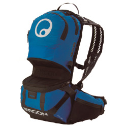 Ergon Bike Rucksack BE2 blue