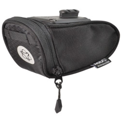 AGU Essentials Saddlebag Medium Klickfix schwarz