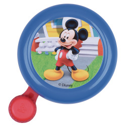 Widek Kinderglocke Mickey Mouse Stahl blau