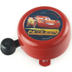 Widek Kinderglocke Cars 3 rot