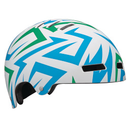 LAZER youth Street JR Helm electric green