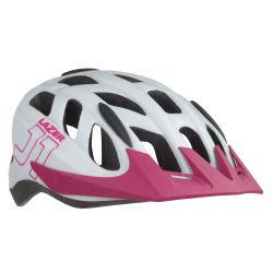 LAZER youth J1 Helm white pink
