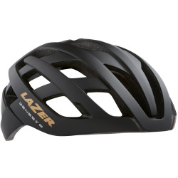 LAZER Unisex Road Genesis Helm black gold