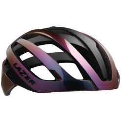 LAZER Unisex Road Genesis Helm purple haze