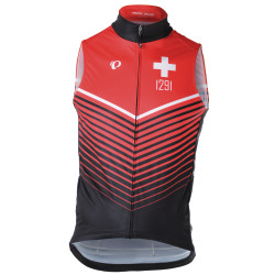 PEARL iZUMi ELITE LTD Wind Vest no pockets Suisse Edition
