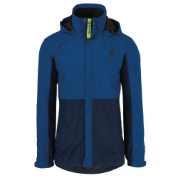 AGU Man Rainjacket Section navy/blue