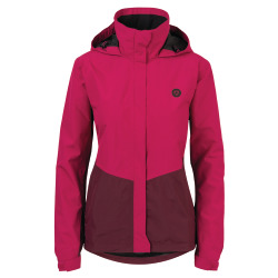 AGU Lady Rainjacket Section pink/purple