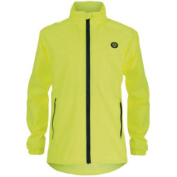 AGU GO Kids Jacket neon yellow
