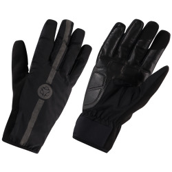 AGU Commuter Winter Rain Gloves black