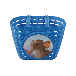 Widek Kinderkorb Animal Kingdom blau
