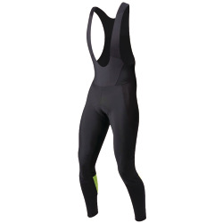 PEARL iZUMi ELITE Escape AmFIB Cycling Bib Tight black screaming yellow