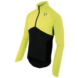 PEARL iZUMi SELECT Barrier WxB Jacket screaming yellow black