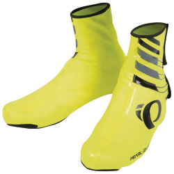 PEARL iZUMi PRO Barrier WxB Shoe Cover screaming yellow