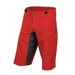 PEARL iZUMi Summit Shell Short torch red