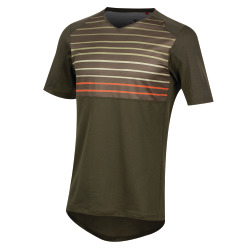 PEARL iZUMi Launch Jersey forest willow slope
