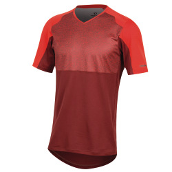 PEARL iZUMi Launch Jersey torch red russet static
