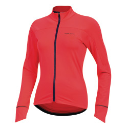 PEARL iZUMi W Attack Thermal Jersey atomic red