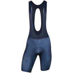 PEARL iZUMi Interval GPHC Bib Short navy dark denim bevel