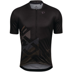 PEARL iZUMi Canyon Graphic Jersey black berm brown echo