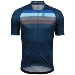 PEARL iZUMi Canyon Graphic Jersey navy lapis aspect
