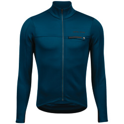 PEARL iZUMi Interval Thermal Jersey twilight
