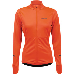 PEARL iZUMi W Quest Thermal Jersey screaming red