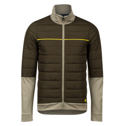 PEARL iZUMi Elevate Insulated SFSH JKT forest gravel
