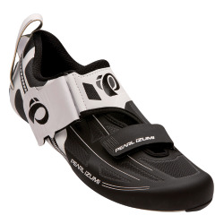 PEARL iZUMi Men Tri Fly ELITE Schuh white black