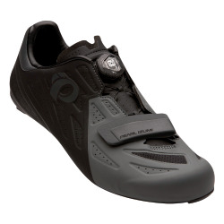 PEARL iZUMi Men Road ELITE Schuh black shadow grey