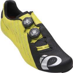 PEARL iZUMi Men Road P.R.O Leader 4 Schuh black lime