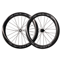 Shimano Road Radsatz Dura-Ace WH-R9170-C60-Collé Center-Lock