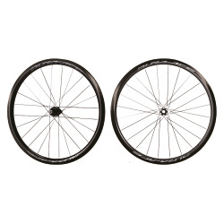 Shimano Road Radsatz Dura-Ace WH-R9170-C40-Collé Center-Lock