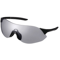 Shimano Unisex Brille Aerolite S PH metallic black