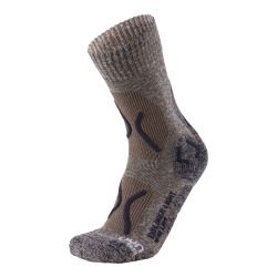 UYN Lady Trekking Explorer Light Socks beije / light brown