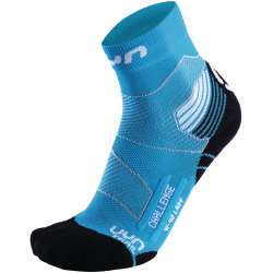 UYN Lady Run Trail Challenge Socks turquoise / white