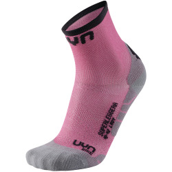 UYN Lady Cycling Superleggera Socks pink / black
