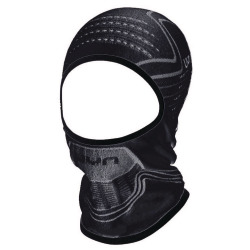 UYN Unisex Fusyon OW Balaclava Face Opening black / anthracite / anthracite