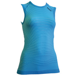 UYN Lady Motyon Singlet aquarius / anthracite