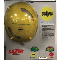 LAZER Mips Display