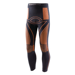 X-BIONIC Kids Underwear Accumulator Pant long black orange